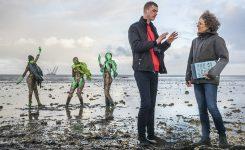 Wetenschap ontmoet kunst op Texel in de zomer 1 juni t/m 31 augustus